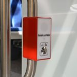 bezpieczeństwo w autobusie Solaris