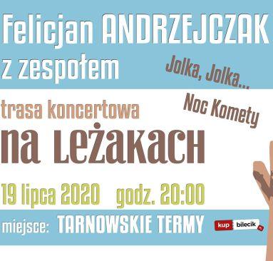 plakat koncert Andrzejczak