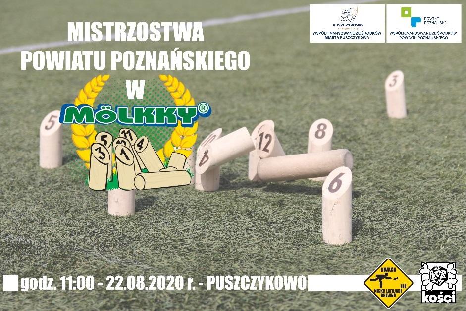 Mistrzostwa Powiatu Poznańskiego w Mölkky