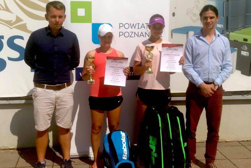 Turniej Tenisowy Super Seria do lat 16