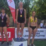 medaliści zistrzostw Polski z Juvenii Puszczykowo