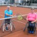 V integracyjny turniej tenisowy na wózkach