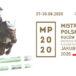 Plakat jeździeckich Mistrzostw Polski Jakubowice 2020