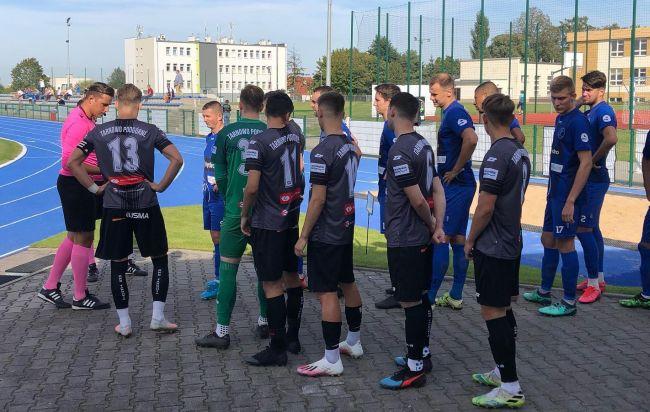 mecz piłkarskiw tarnowie Podgórnym