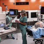 blok operacyjny w szpitalu w Puszczykowie