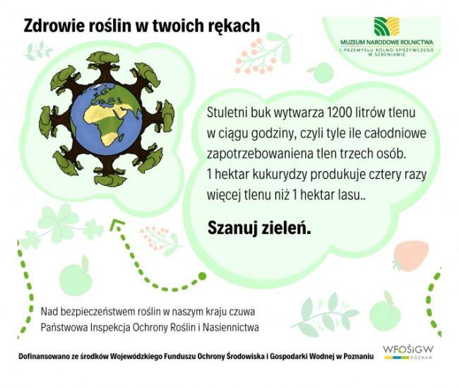 Zdrowie roślin - konkurs