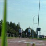 ścieżka rowerowa w Murowanej Goślinie