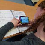 lekcja matematyki w owińskach