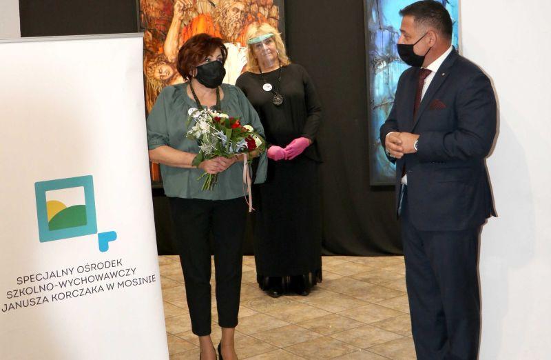 Z Januszem Korczakiem w przyszłość wystawa