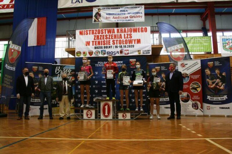 mistrzostwa LZS w tenisie stołowym