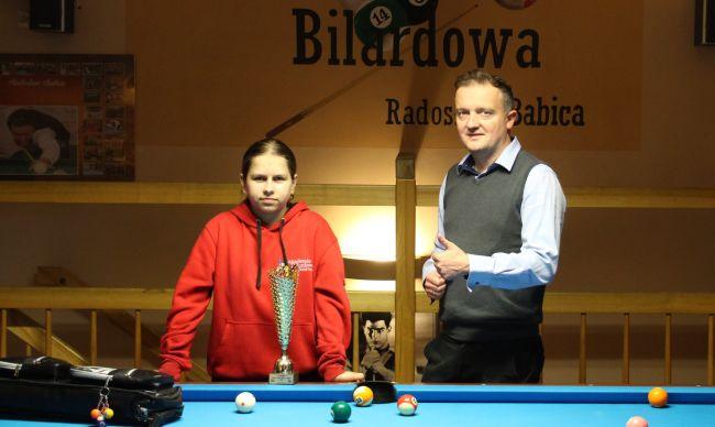 Julia Tarka oraz Radosław Babica