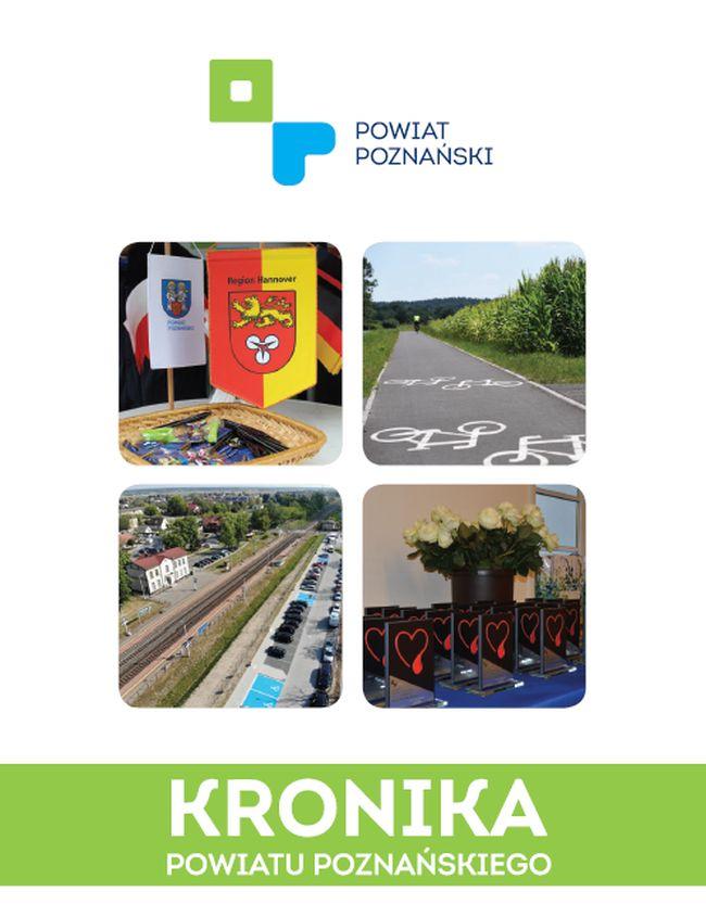 kronika powiatu poznańskiego okładka