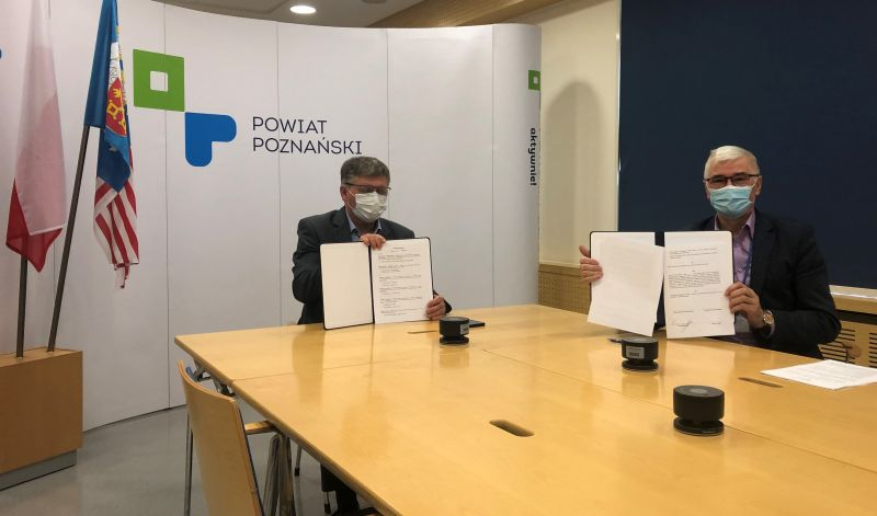 PKM podpisanie umowy