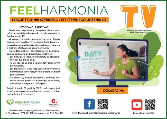 feelharmonia plakat