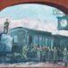 10 Fragment muralu powstańczego w Buku (fot. Archiwum Urzędu Miasta i Gminy Buk)