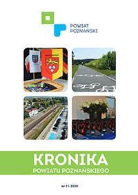 okładka kroniki powiatu poznańskiego