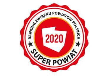 super powiat logo