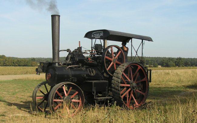 lokomobila