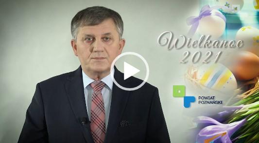 Wicestarosta poznański Tomasz Łubiński