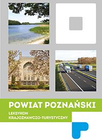 okładka publikacji - leksykon powiatu poznańskiego