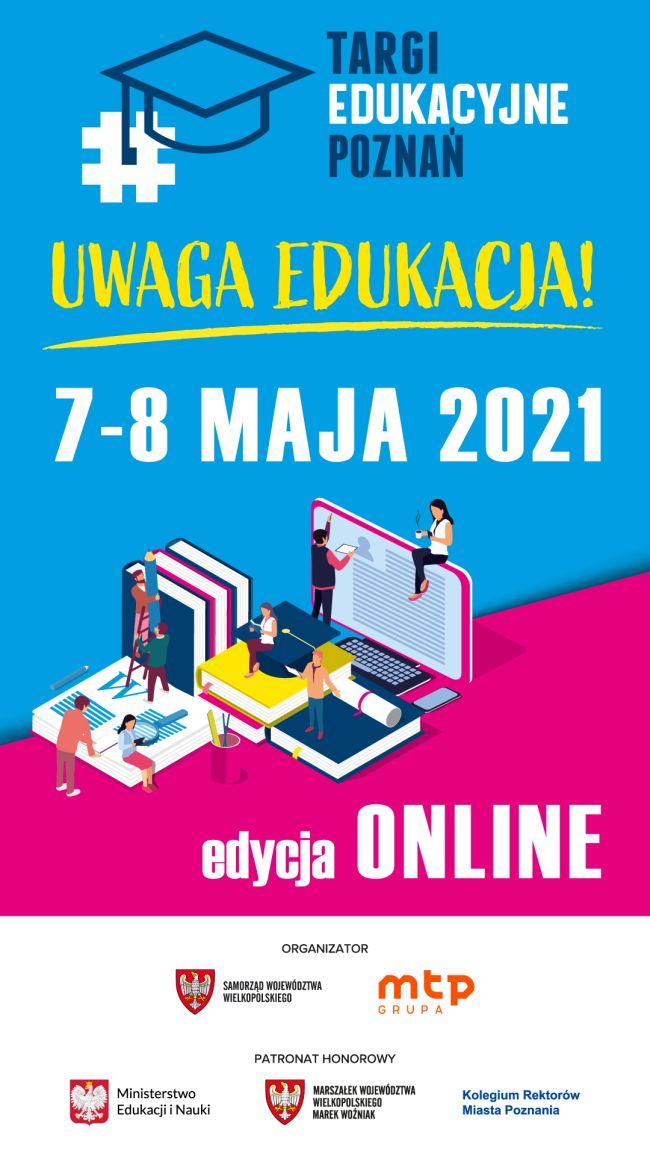 targi edukacyjne plakat