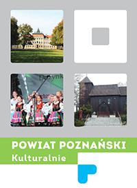 okładka publikacji Powiat Poznański kulturalnie