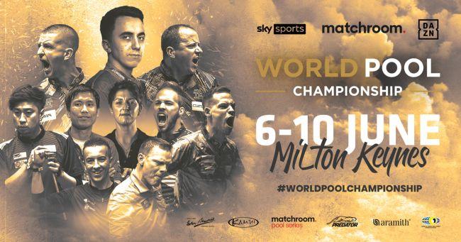 bilardowe mistrzostwa świata plakat