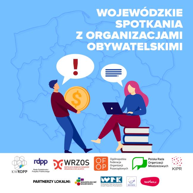 spotkanie ngo plakat