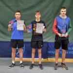 powiatowe mistrzostwa w tenisie stołowym