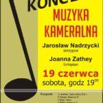 koncert plakat