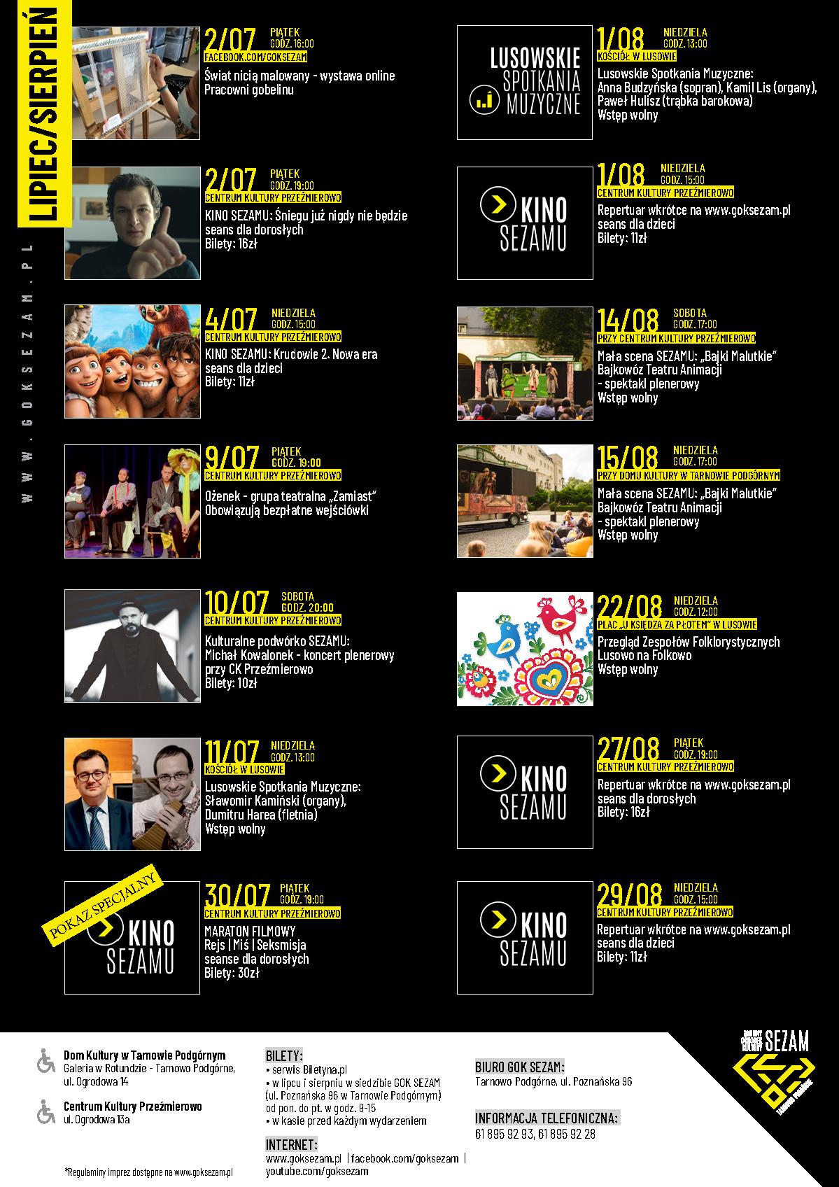 Kino Sezamu: KRUDOWIE 2: Nowa Era