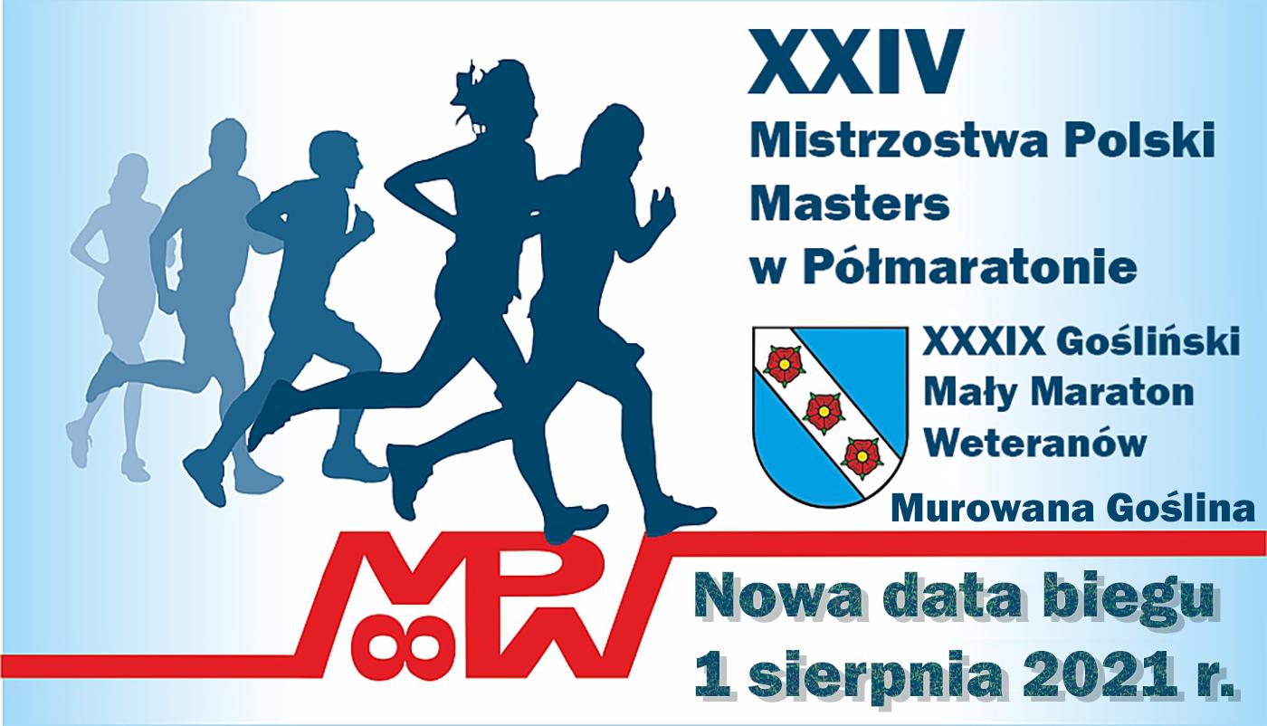 XXIV Mistrzostwa Polski Masters w Półmaratonie