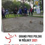 plakat turnieju GP polski w Mölkky