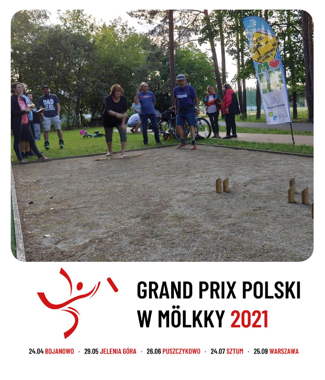 Grand Prix Polski w Mölkky