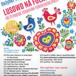 Afisz Lusowo na Folkowo