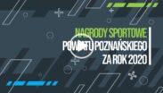 Plansza Nagrody Powiatu Poznańskiego za rok 2020