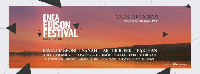 edison festiwal plakat