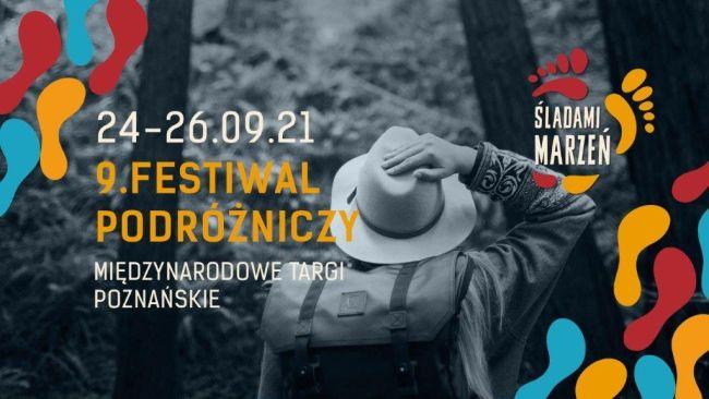 Festiwal Podróżniczy plakat