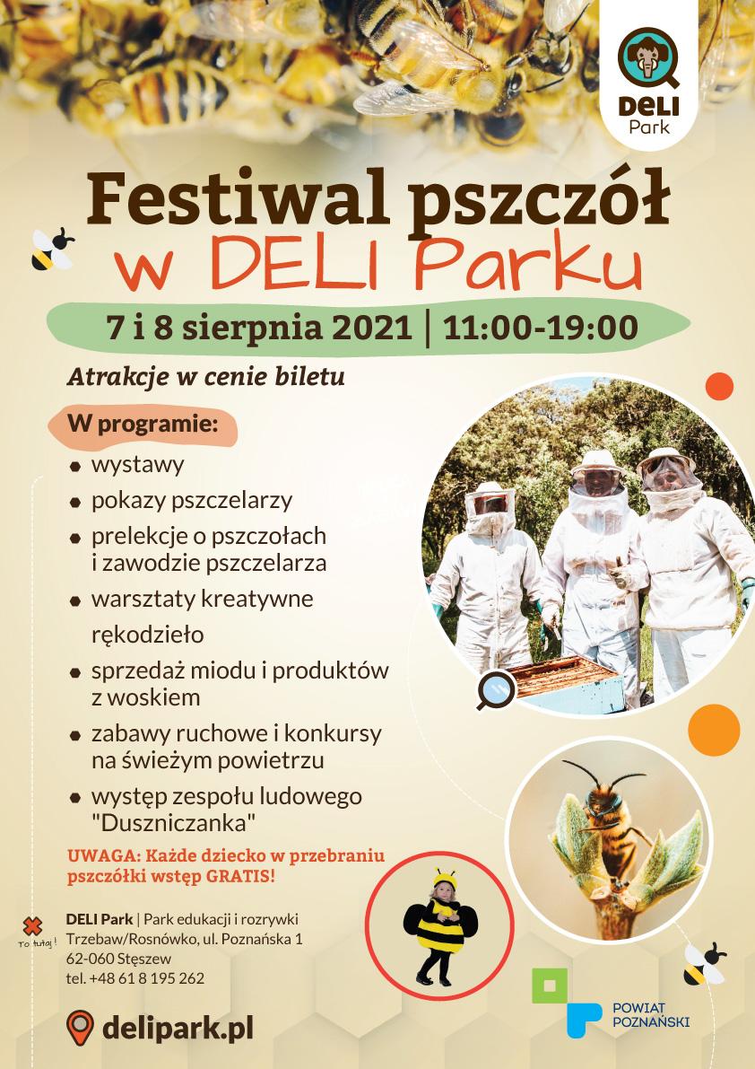 Festiwal pszczół w Deli Park