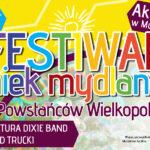 plakat festiwal baniek w murowanej goślinie