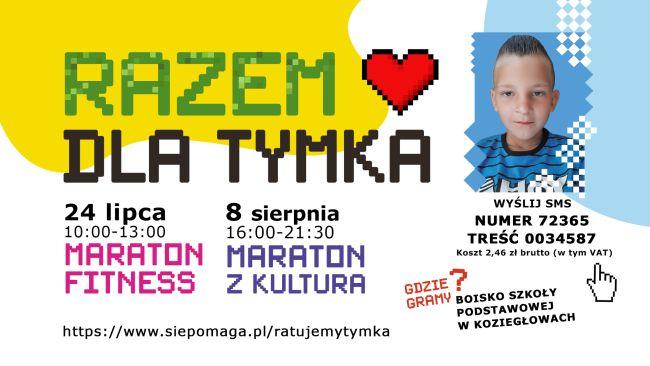 Gramy dla Tymka_plakat