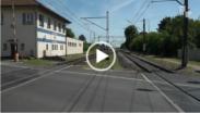 przejazd kolejowy w Kobylnicy