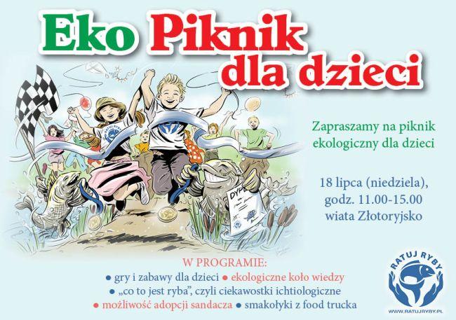 eko piknik plakat