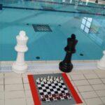 szachy pod wodą