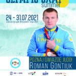 plakat olimpic camp summer