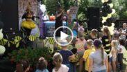 Święto pszczół w Trzebawiu
