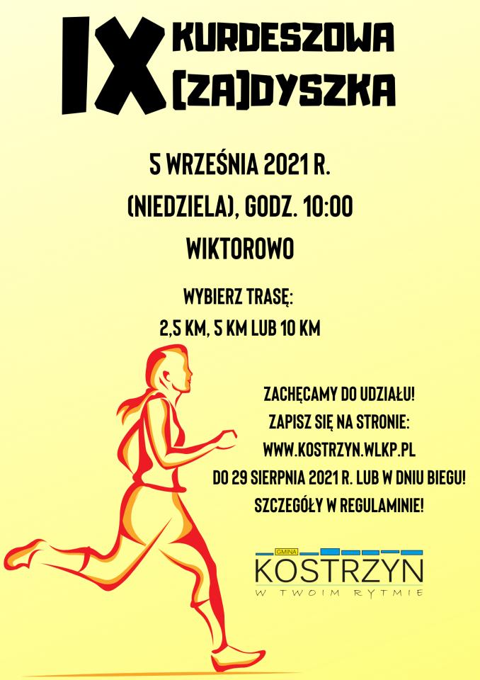 9 Kurdeszowa (Za)Dyszka