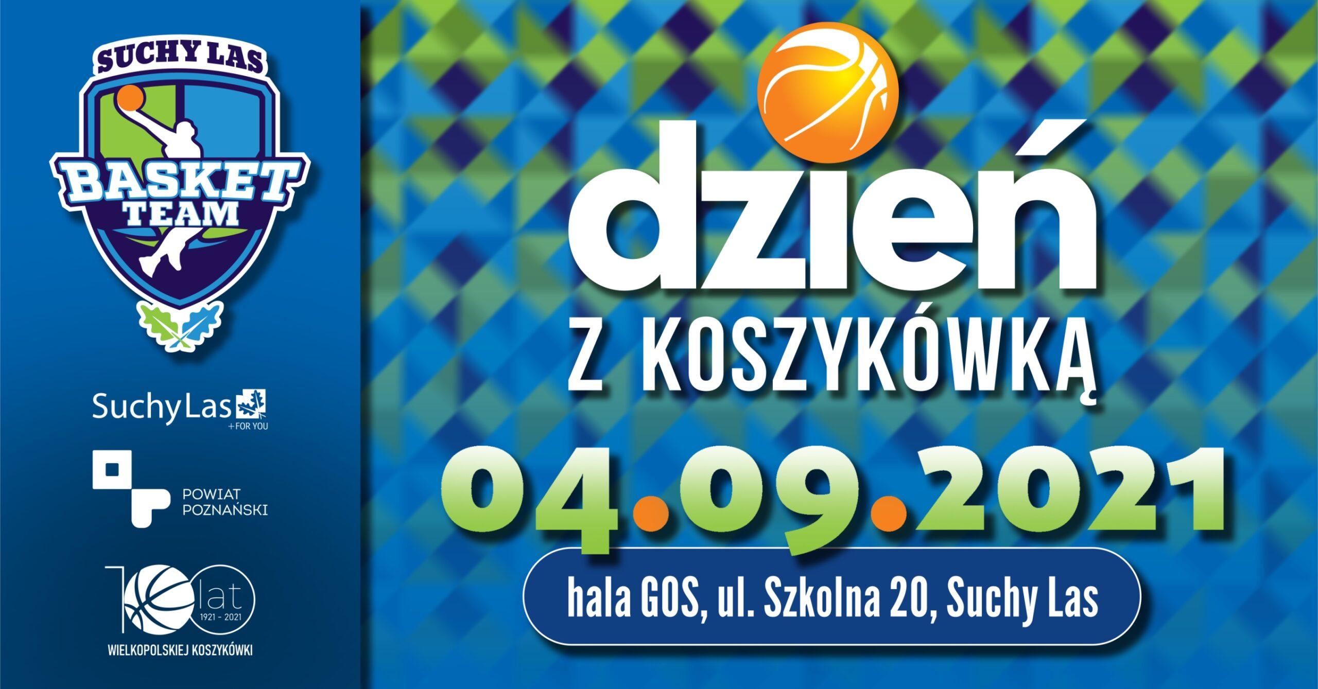 Dzień z koszykówką