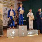 zawodnicy akademii judo