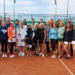 turniej tenisowy w sobocie
